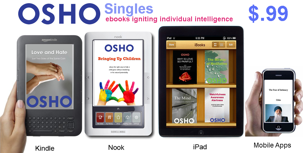 OSHO-Singles-eBooks